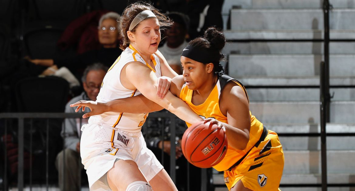 Women's Basketball Begins Final Homestand on Thursday