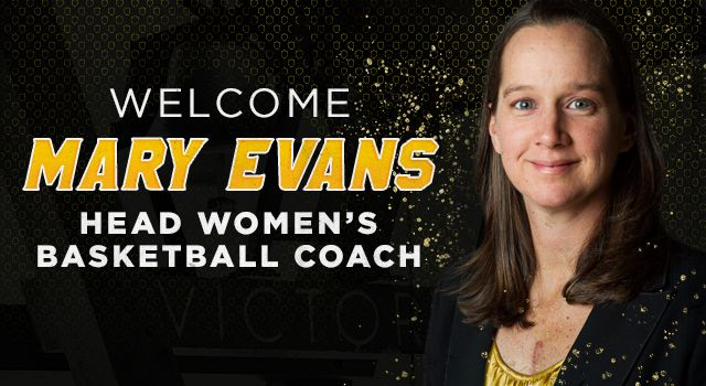 Mary Evans Hired to Lead Valpo Women's Basketball Program