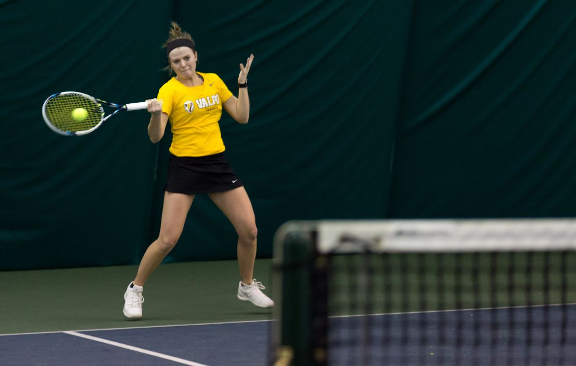Valpo Drops Close Match to IUPUI