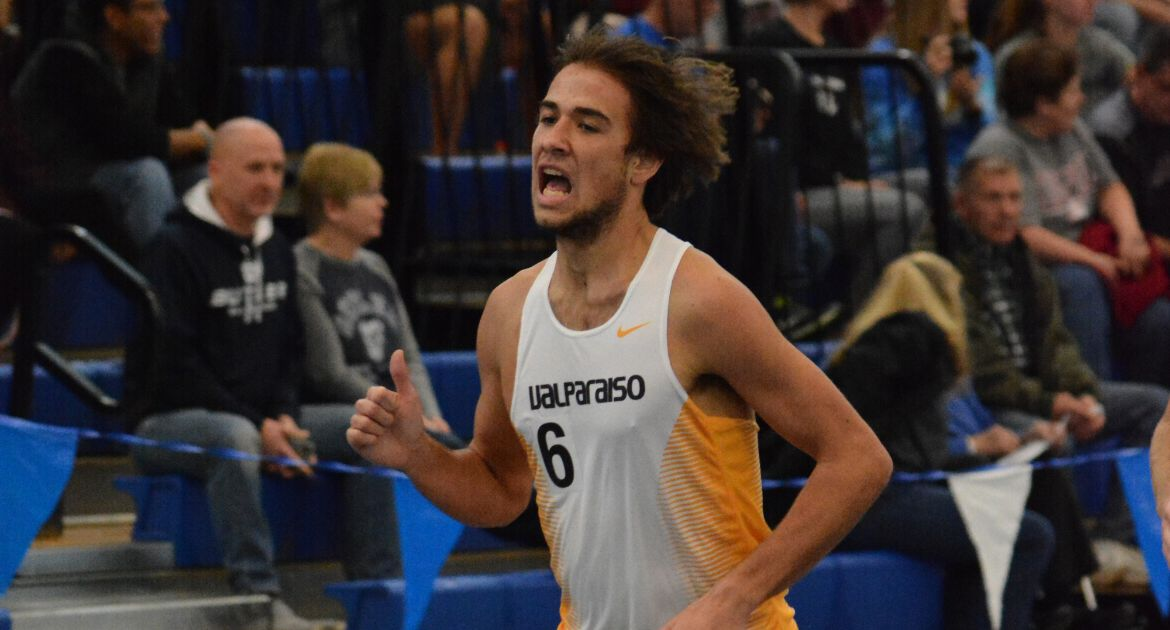 Bruno and Zibricky Compete at Famed Texas Relays
