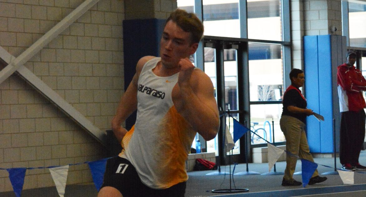 Sekuloski Lowers School Record Friday at GVSU Tune-Up