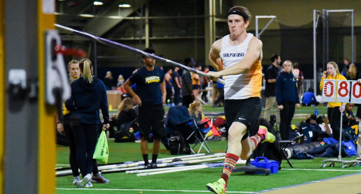 Track & Field Opens 2018 Outdoor Campaign