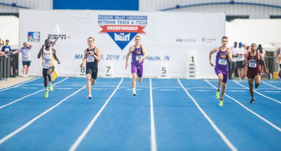 Crusaders Complete Day 2 of MVC Championships