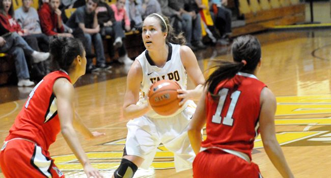Crusader women rally to upend Ball State