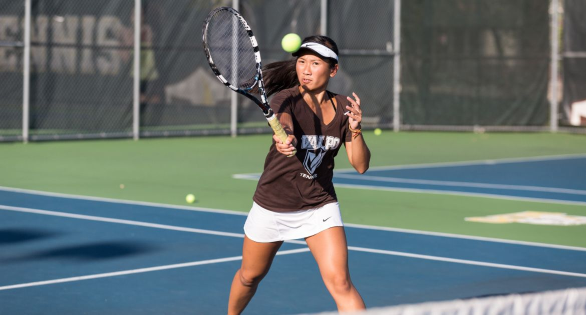 Vujanic, Sysouvanh Victorious in Match at Butler