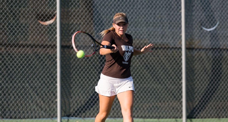 Women's Tennis Falls at Illinois State on Saturday