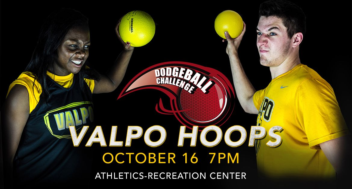 Valpo Hoops Dodgeball Challenge Set for October 16