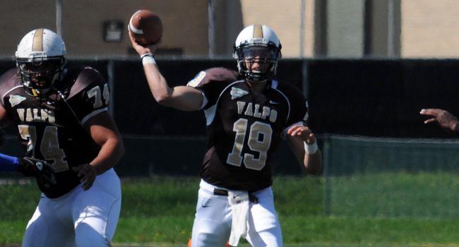 Football Heads to Drake to Close Road Trip