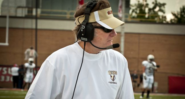 Coach Carlson Featured on Sports Network