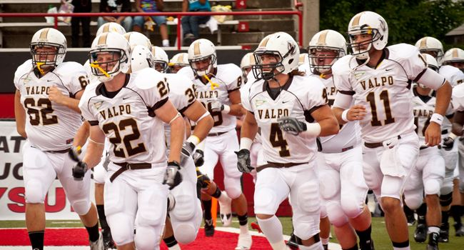 Valpo Spring Football Practice Opens Today