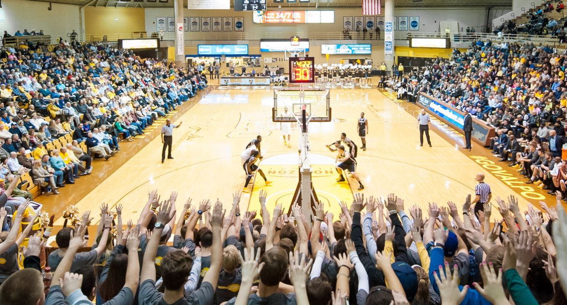 Crusaders Return to the ARC, Host Cleveland State