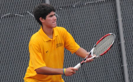Valpo Competes in Singles on Thursday at ITA Midwest Regional