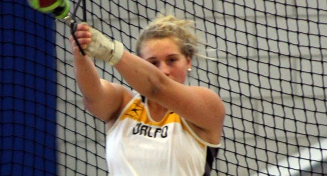 Drozdowski and Richardson lead Crusaders on second day of HL Indoor Championships