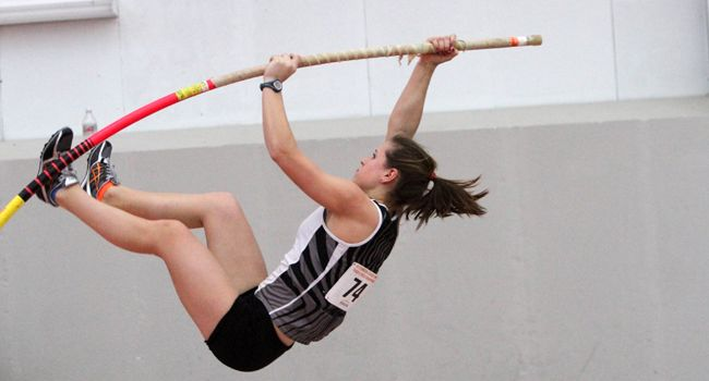 Crusader women in fifth after day two of HL Outdoor Championships
