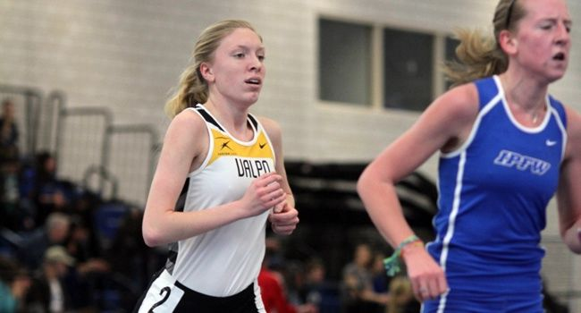 Richardson named Horizon League Female Runner of the Week