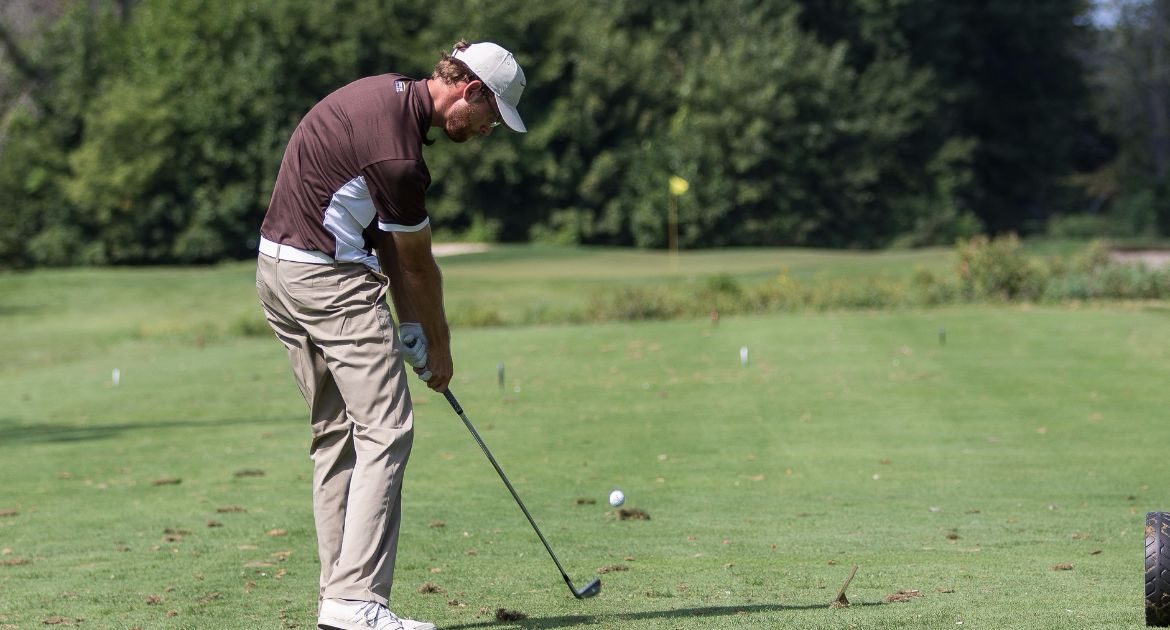 Webb leads Crusaders on Final Day at Dayton