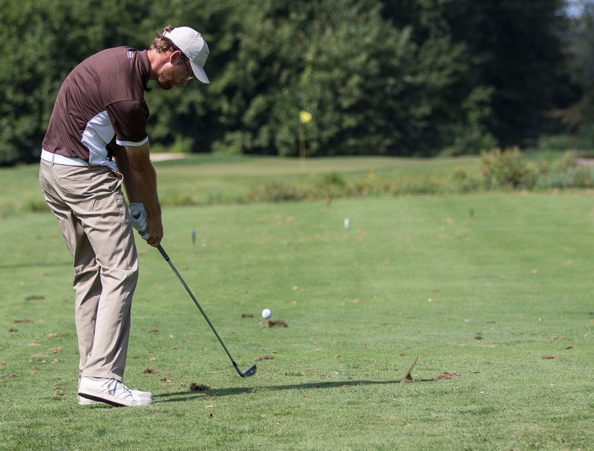 Webb Turns in Career Best, Leads Hoosier Invitational After Two Rounds