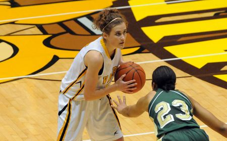 Valpo Falls on the Road at Chicago State