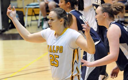 Valpo's Late Comeback Falls Just Short