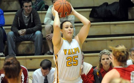 Valpo Comes Up One Point Short Against Auburn