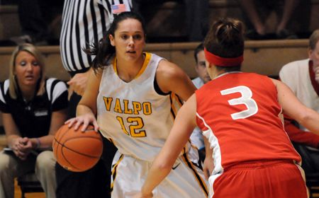 Valpo Posts Record-Setting Win against Youngstown State