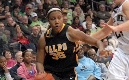Valpo Downed at Butler 57-43