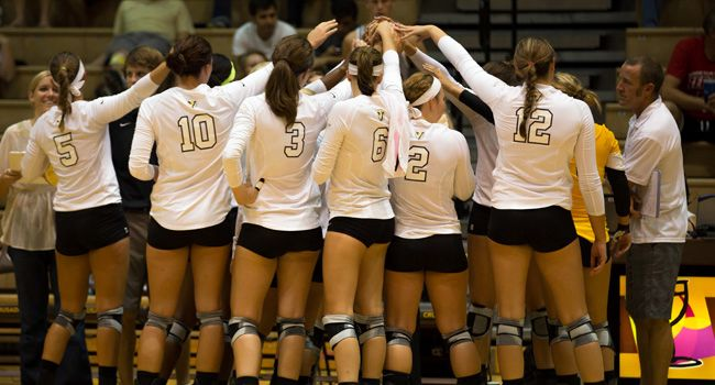 Valpo Volleyball Opens Horizon League Play This Weekend