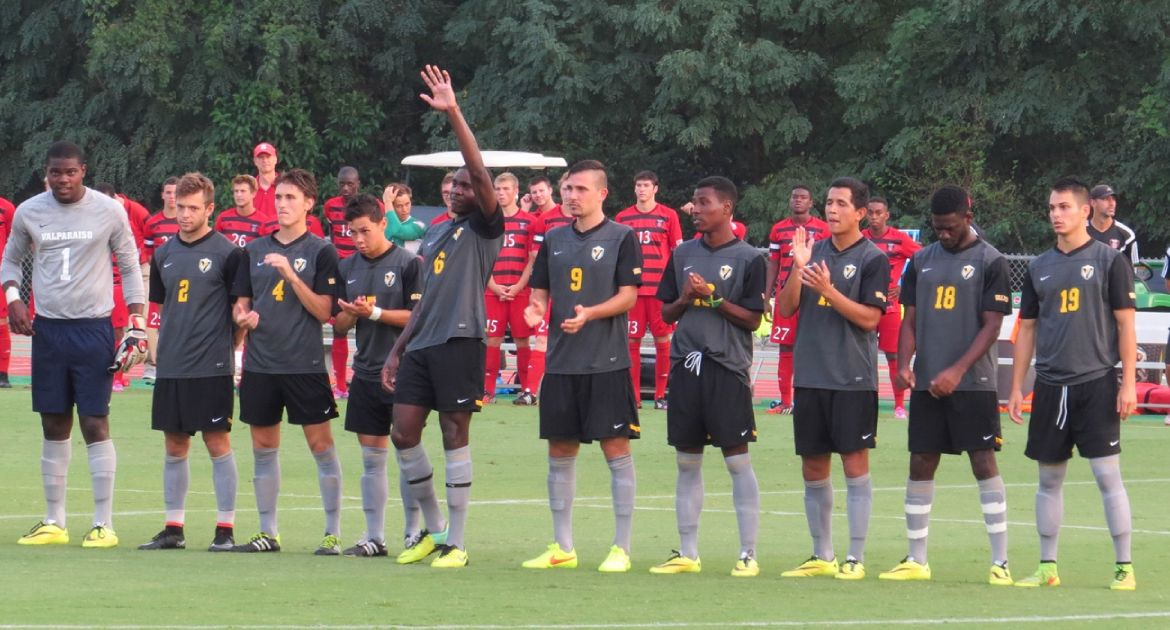 Men's Soccer Opens Season with Draw at NC State