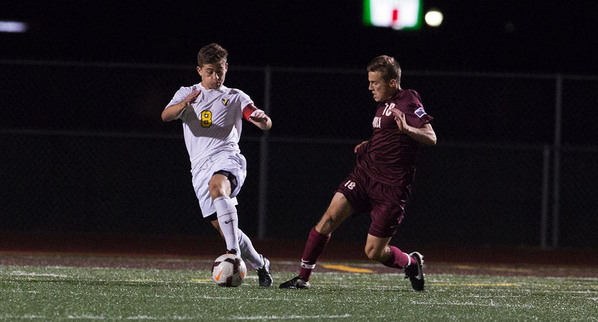 Taublieb's First Goal Lifts Crusaders in Overtime Thriller
