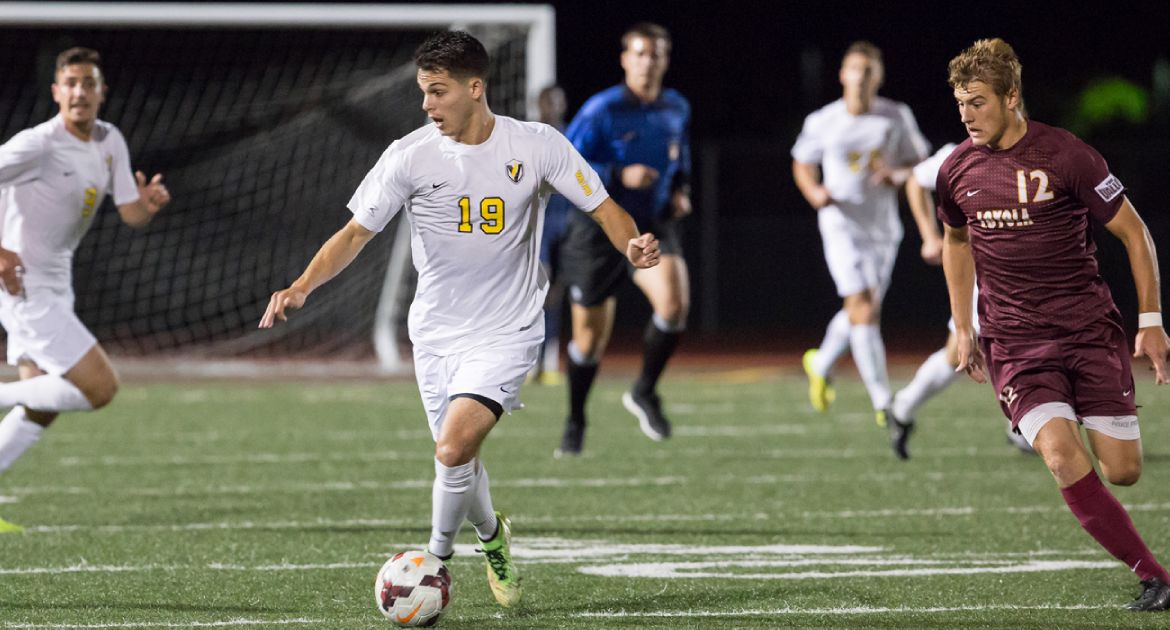 Crusaders Fall to UIC on the Road