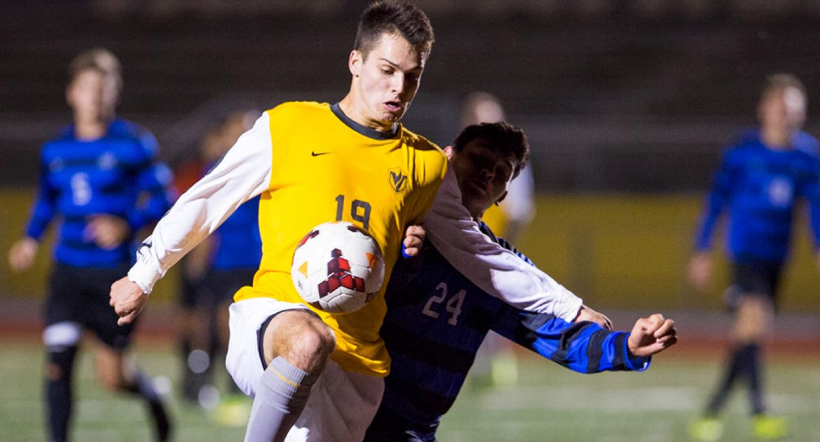 Men's Soccer Falls to Mastodons