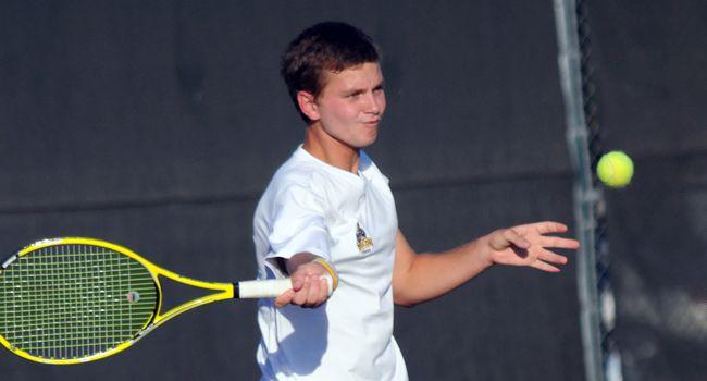Crusader Men's Tennis Continues Fall Season at Purdue