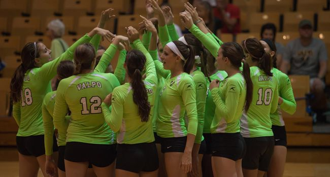 Crusaders Announce 2014 Volleyball Schedule