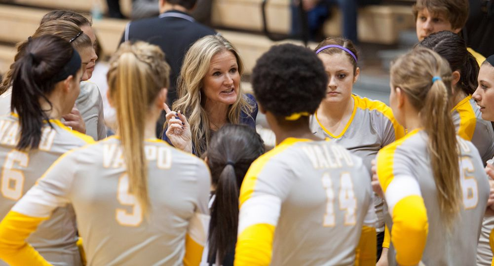 Volleyball Tabbed Second in Preseason Poll