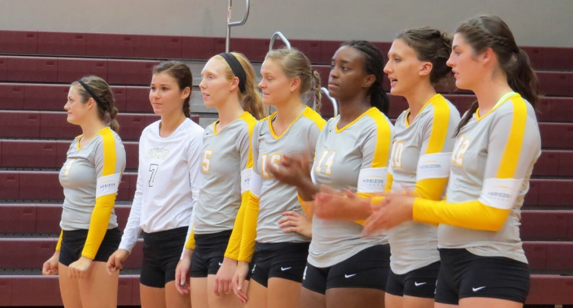 Valpo Splits on Final Day of NCCU Invitational