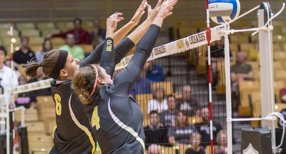 Hang Ten! Volleyball Knocks Off Murray State For Tenth Straight Win