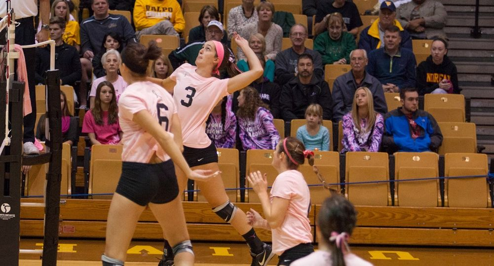 Beil Sets Program Record as Crusaders Defeat Cleveland State