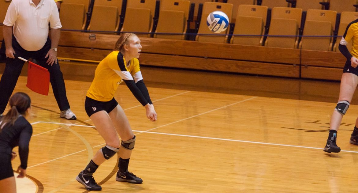 Valpo Volleyball Heads to Ohio This Weekend