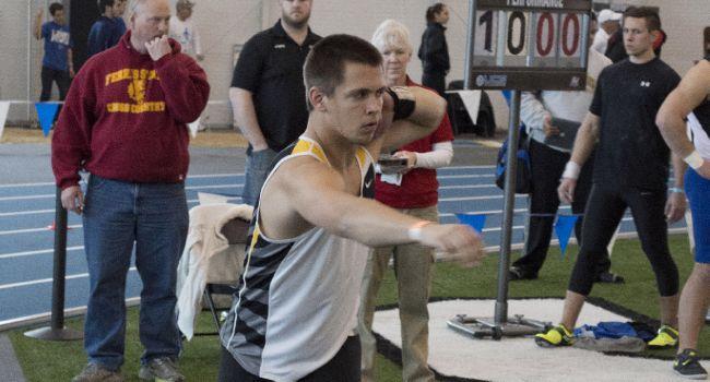 Crusader Men Record Seven Top-Ten Finishes at Purdue