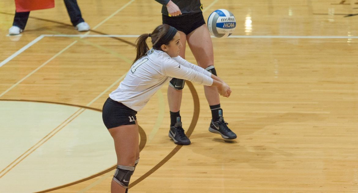 Volleyball Set For Start of League Play
