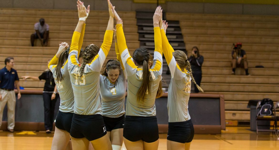 Volleyball Continues Homestand Friday Night Versus Oakland