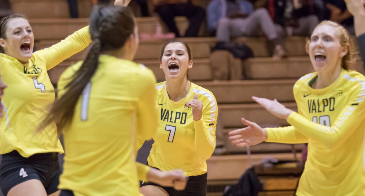 Volleyball Heads to Ohio This Weekend