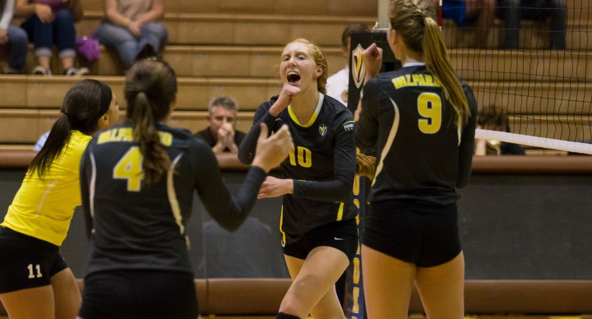 Volleyball Heads to Wisconsin This Weekend