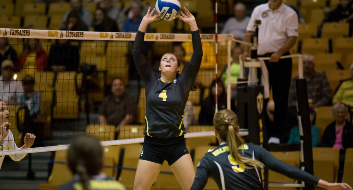 Regular Season to Close Out for Volleyball This Weekend
