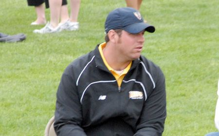 Rixon Leads Crusaders on Day One at Horizon League Championships