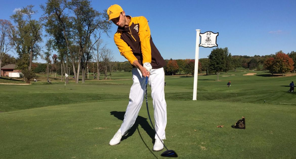 Crusader Men's Golf Closes Out Hoosier Collegiate
