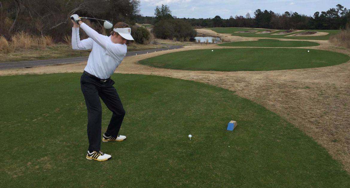 Crusader Men's Golf Starts Spring Season in South Carolina