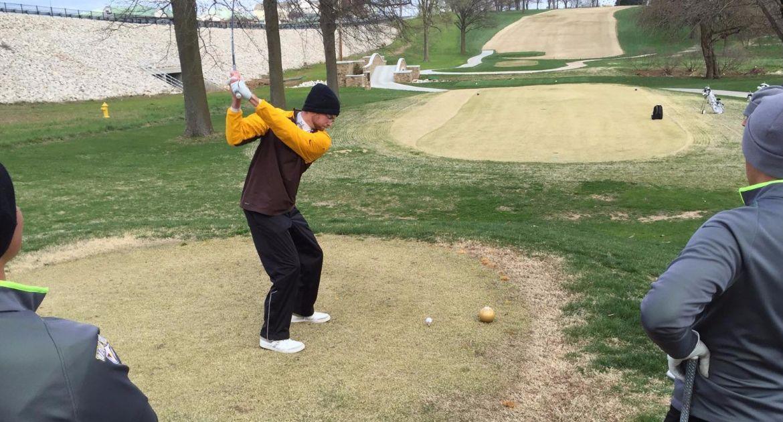 Crusader Men's Golf Sits Third at Twin Oaks Intercollegiate