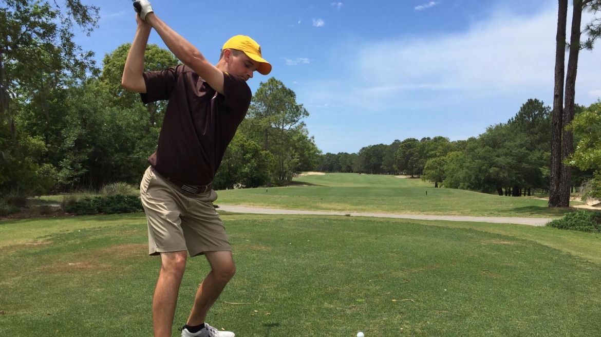 Crusaders Fifth After Day One at Horizon League Championship
