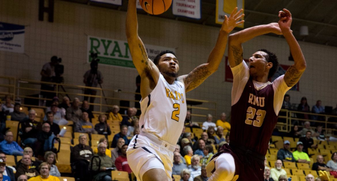 Crusaders Unable to Complete Final Comeback in MVC Opener